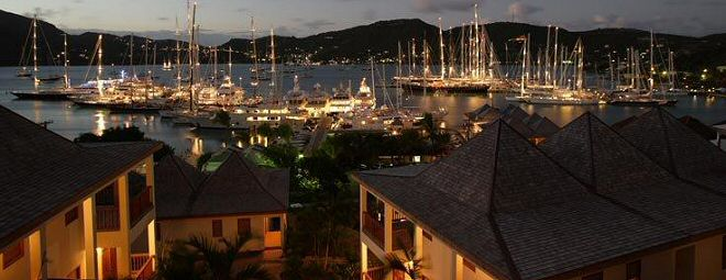 Antigua Yacht Club Marina Resort - Alexis Andrews