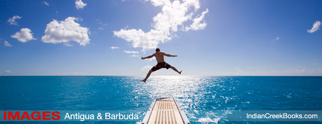 Barbuda Jump by Alexis Andrews