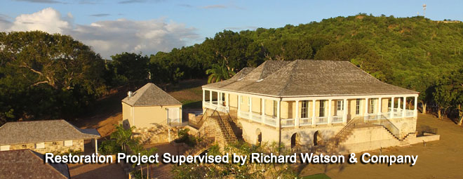Antigua Properties For Sale: Admiral Lane Hodges Bay