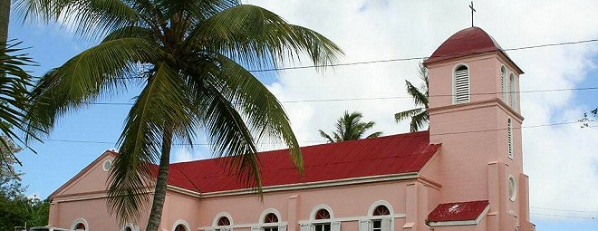 Antigua Catholic Churches St Martin De Porres