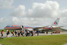 Antigua Travel American Airlines