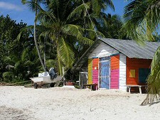 Beach Huts Caribbean The Best Beaches In World