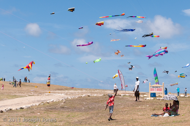 Antigua Annual Events A Amp B International Kite Festival