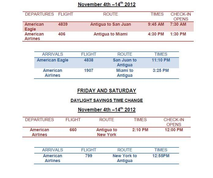american airlines flight schedules today