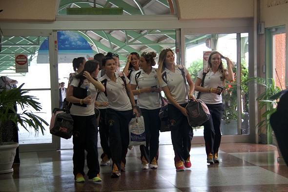 Antigua And Barbuda Tourism Authority Bishops Stortford Of London Netball Team Tours Antigua