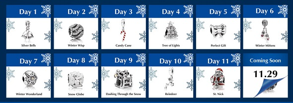 Twelve days of christmas unique gift ideas
