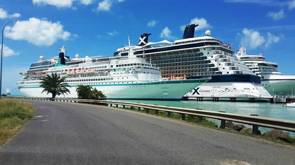 Explore The Cruise Schedule To Help Plan Your Trip Any Of Ship Docks In St John S At Either Redcliffe Quay Heritage Nevis Pier Or