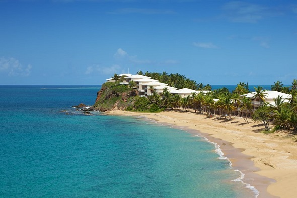 Antigua News Curtain Bluff Rated 1 In The West Indies