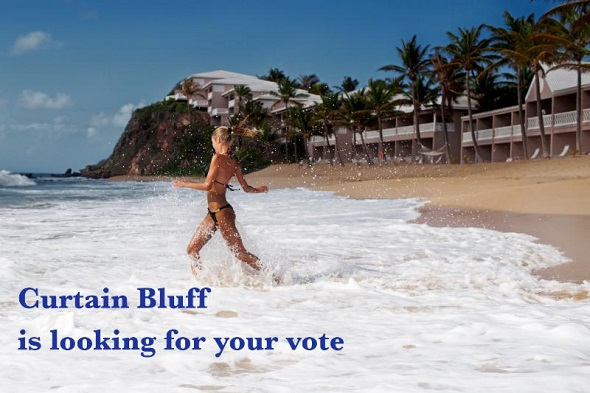 Antigua News: Cast Your Vote for Curtain Bluff