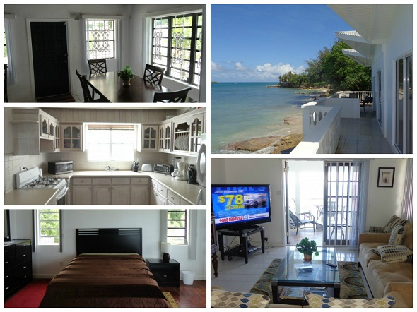 Antigua Real Estate: The Beach House at Hodges Bay