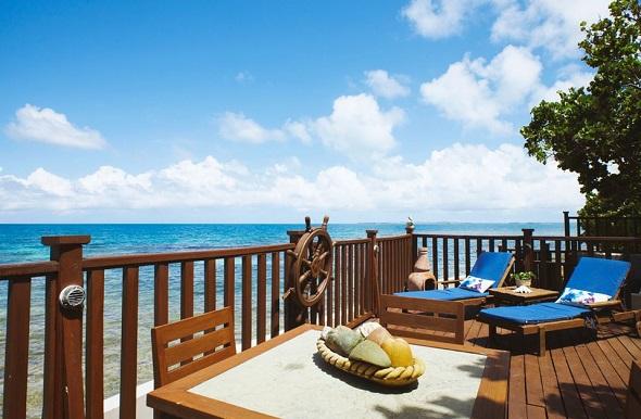 Antigua Real Estate: For Rent: Sea Grape Villa